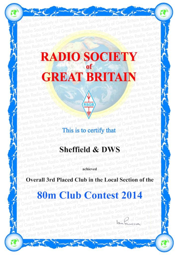 SDWS 80M CC 2014