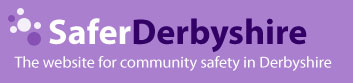 Click to visit Safer Derbyshire